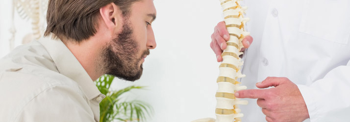 Degenerative Disc Disease (DDD) Treatment with Our Chiropractor